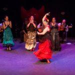 Gypsy Flamenco Music at Merc