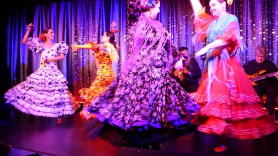 Gypsy Flamenco Passion at the Clocktower Cabaret