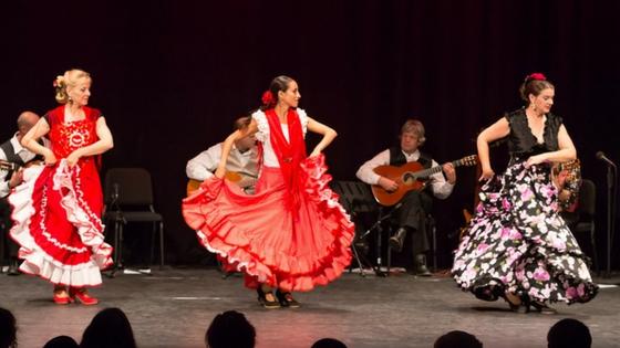 Una Noche de Flamenco Su Teatro