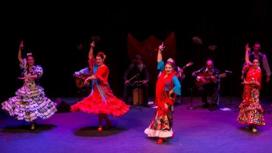 Valentine Flamenco Fire